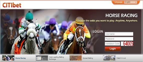 Citibet Horse Racing